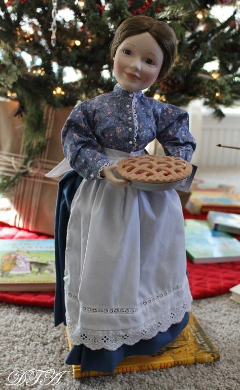 Ma Ingalls doll