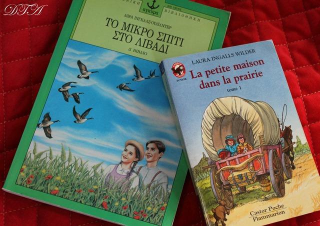 Little House on the Prairie Christmas books