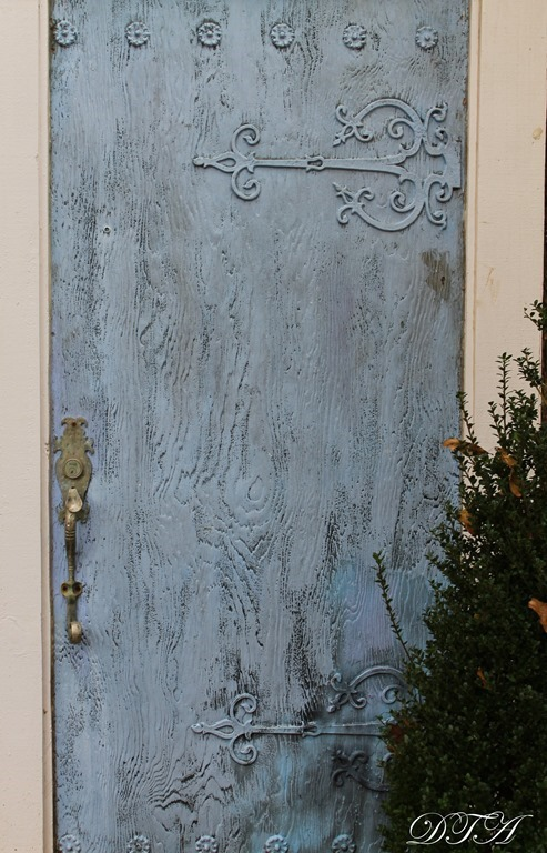A Botanic Bleu Christmas