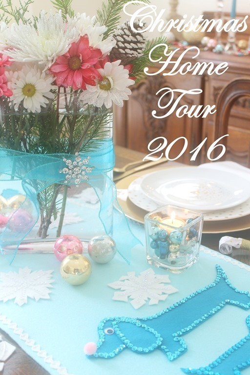 Christmas Home Tour 2016 Part I