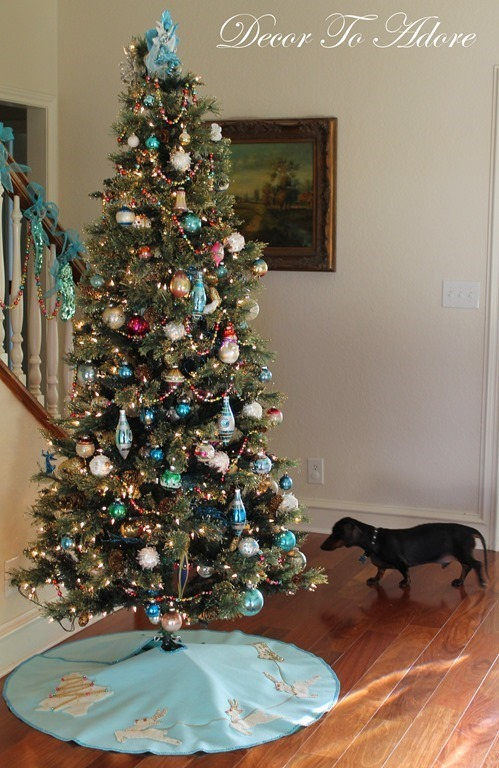 Cozy Christmas 2106 tender man doxie