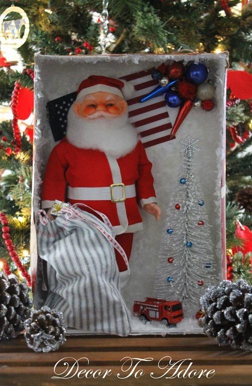 Peacekeeper Santa