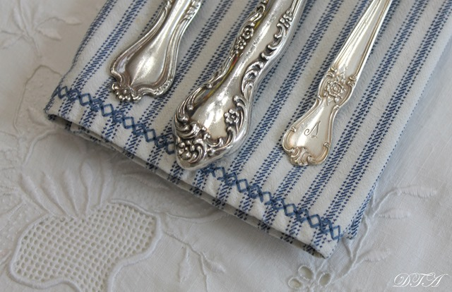 Country Party silverware