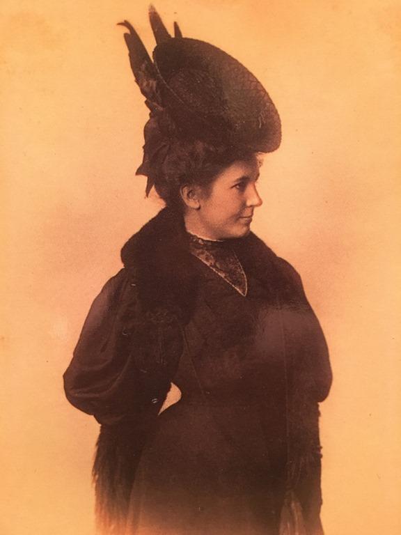 Laura Ingalls Wilder 1906
