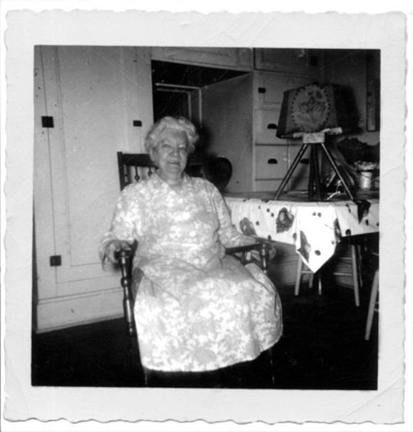 Laura Ingalls Wilder in 1953.