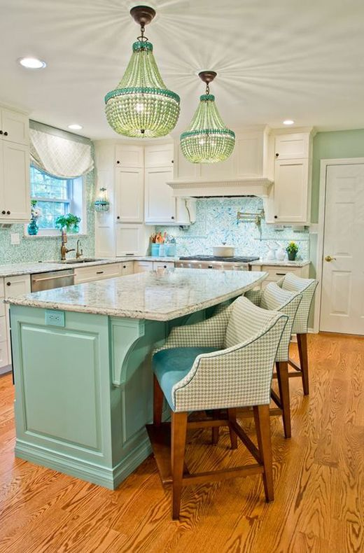 Summer Kitchens For Sunny Living