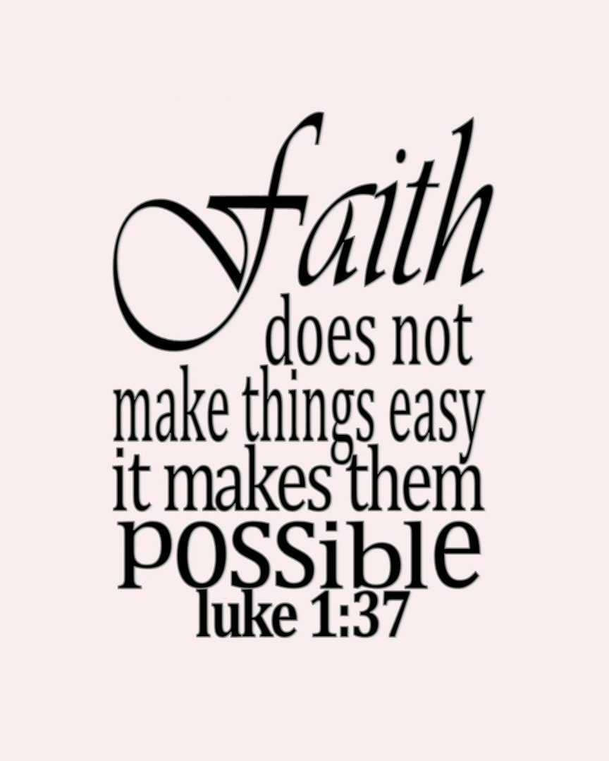 verses on faith