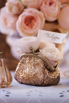 Fashionista Favorites Rose and Gold